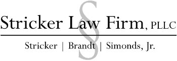 Stricker Law Firm, PLLC | Real Estate, Probate, Corporate and Guardianship Attorneys
